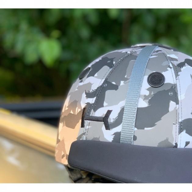 Camouflage Polo Helmet