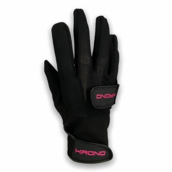 Krono Polo Gloves Pink