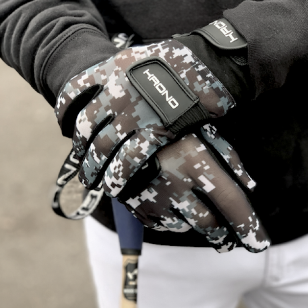 Krono Polo Gloves camouflage Limited Edition