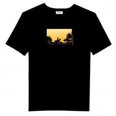 Sunset Polo T-Shirt