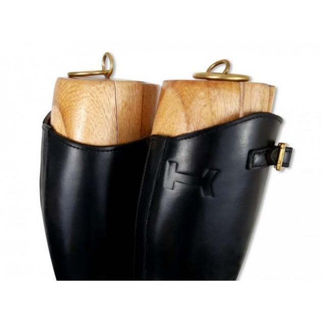 Cordovan Polo Boots