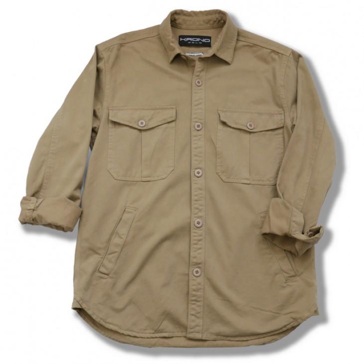 Krono Denim Shirt