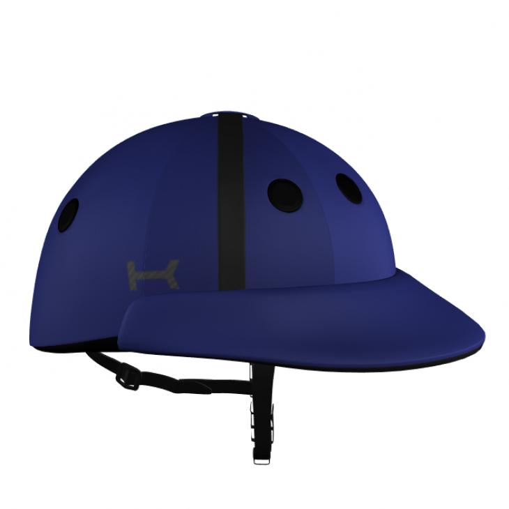 Blue Polo Helmet
